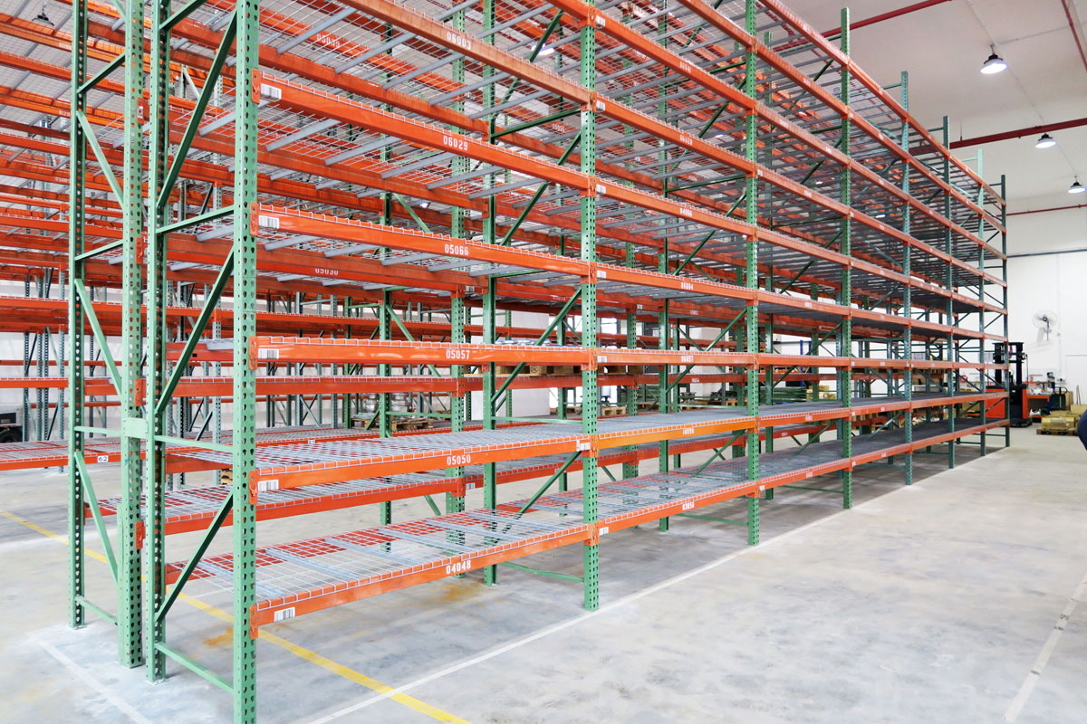what is racking