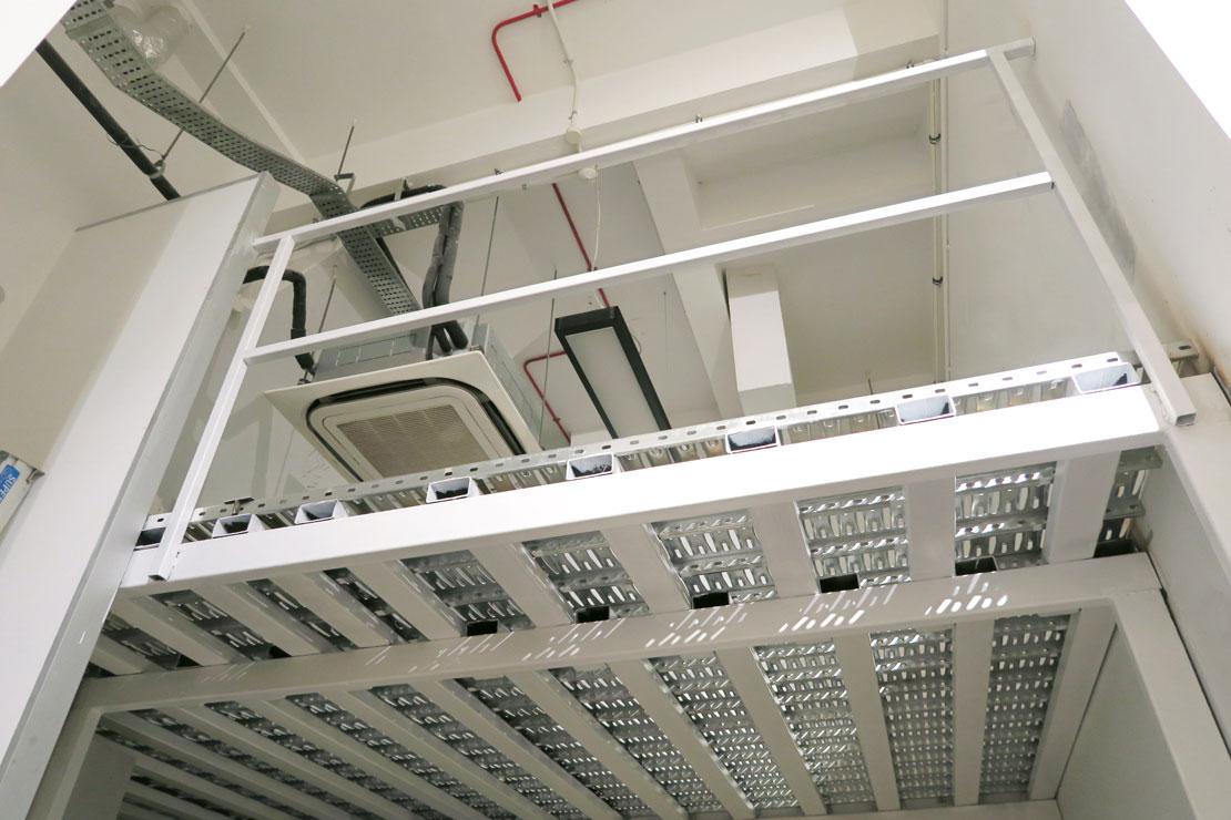 v5000 mezzanine